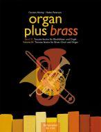 Organ plus Brass Band 3 Toccata festiva
