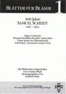 400 Jahre Samuel Scheidt 1587-1654