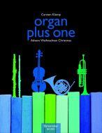 Organ plus one - Heft Advent und Weihnachten
