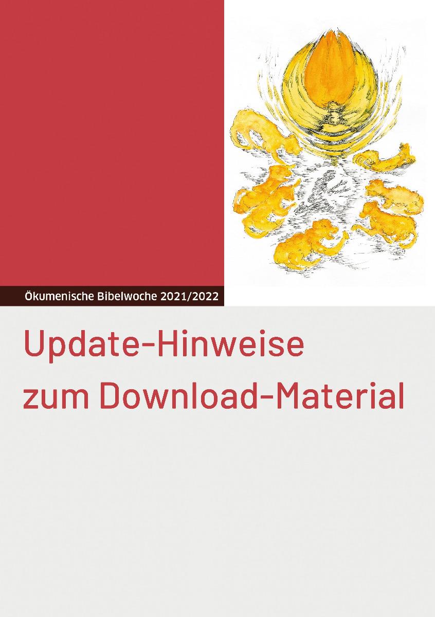 Update-Hinweise Download-Material